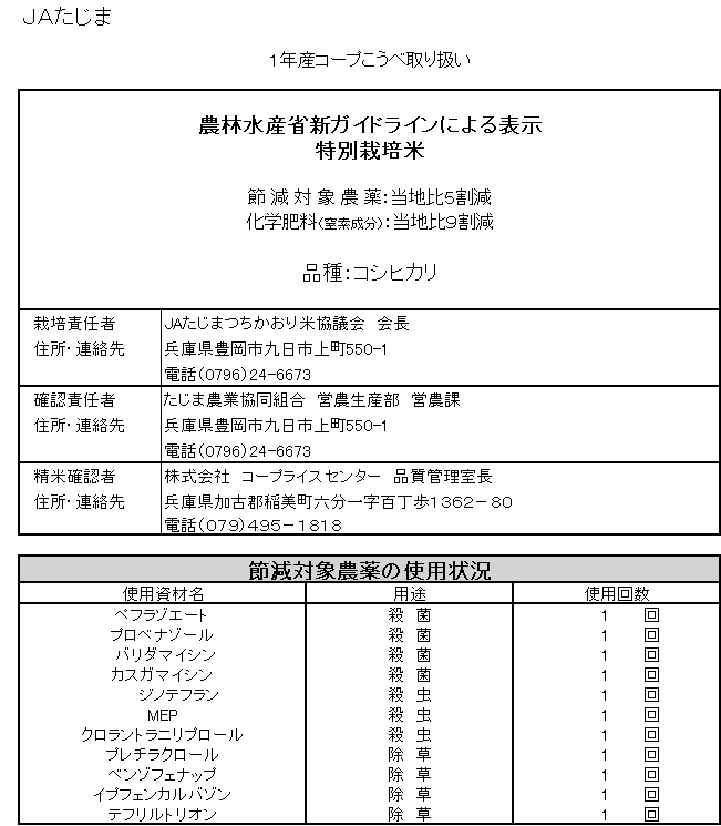 つちかおりR1